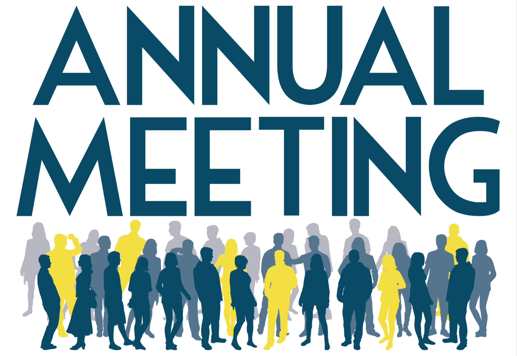 The Annual Meeting of Olney Town Council